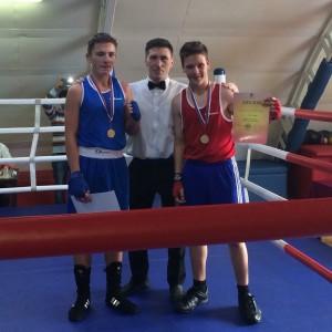Наши боксеры