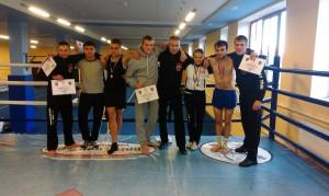 Соревнования - Харита 2013