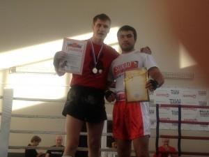 Соревнования - Открытый ринг 2013