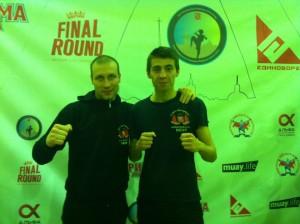 Соревнования - Кубок и Чемпионат СПб 2015