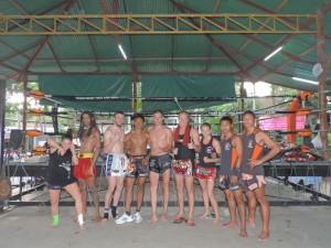 Соревнования - Тайланд. Сборы